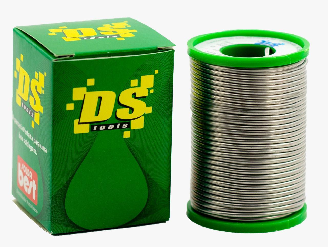 Rolo de Solda Fio 1mm LeadFree Best Sacx0307 100g  - MRE Ferramentas