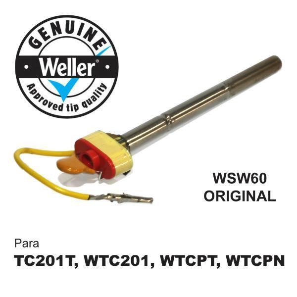 Sensor Chave Magnética Weller WSW60 Ferros TC201T W60P WTCPT  - MRE Ferramentas