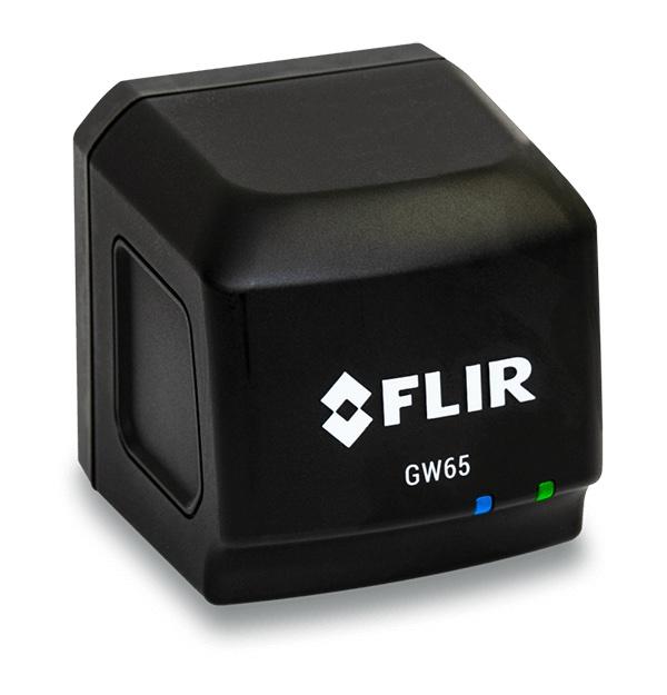 Solução de Monitoramento de Vibração com 4 Sensores Flir SV87-KIT  - MRE Ferramentas