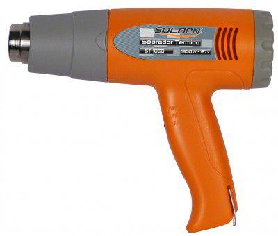 Soprador Térmico 1600W Solden Toyo ST-1060  - MRE Ferramentas