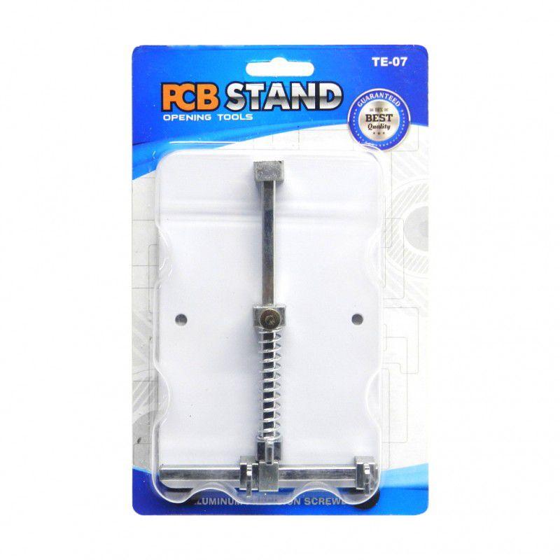 Suporte para Fixação de Placas PCB Stand TE-07  - MRE Ferramentas