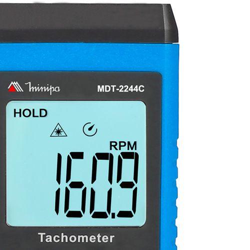 Tacômetro Digital Minipa MDT-2244C  - MRE Ferramentas
