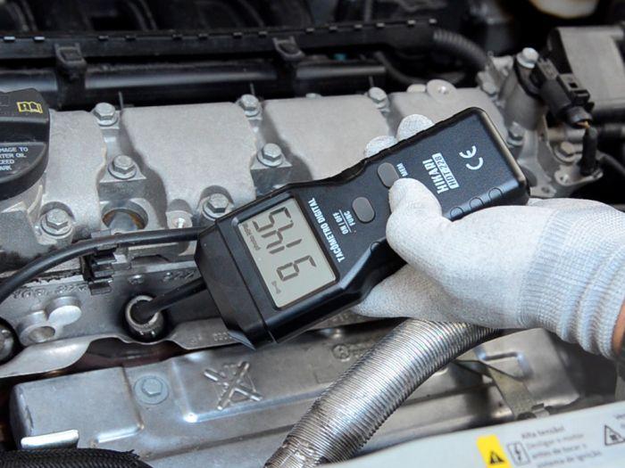 Tacômetro Foto/Contato Digital Hikari HDT-228  - MRE Ferramentas