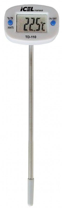 Termômetro de Vareta -50°C~300°C Icel TD-110  - MRE Ferramentas