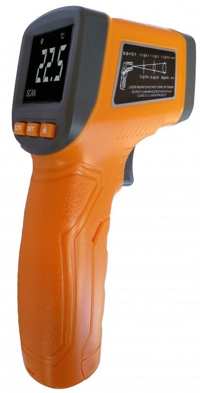 Termômetro Digital -50~580ºC Icel TD-580  - MRE Ferramentas