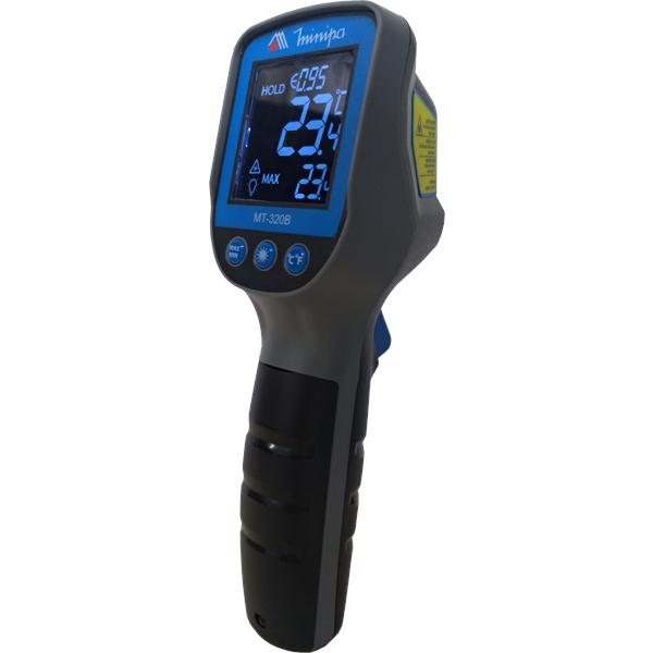 Termômetro Digital -50°~600°C Minipa MT-320B  - MRE Ferramentas
