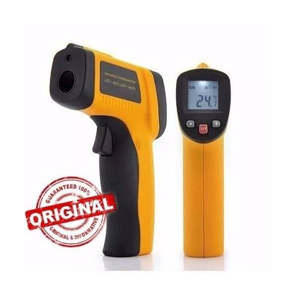 Termômetro Digital -50º a 380º Benetech GM-320  - MRE Ferramentas