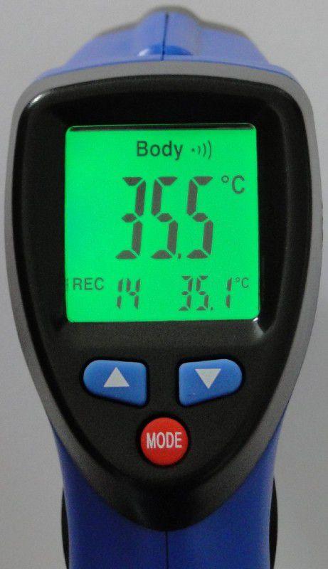 Termômetro Digital Corporal Icel TD-19  - MRE Ferramentas