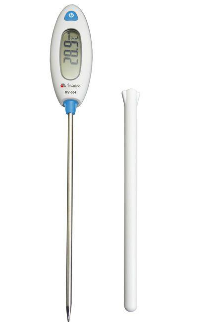 Termômetro Digital de Vareta Minipa MV-364  - MRE Ferramentas