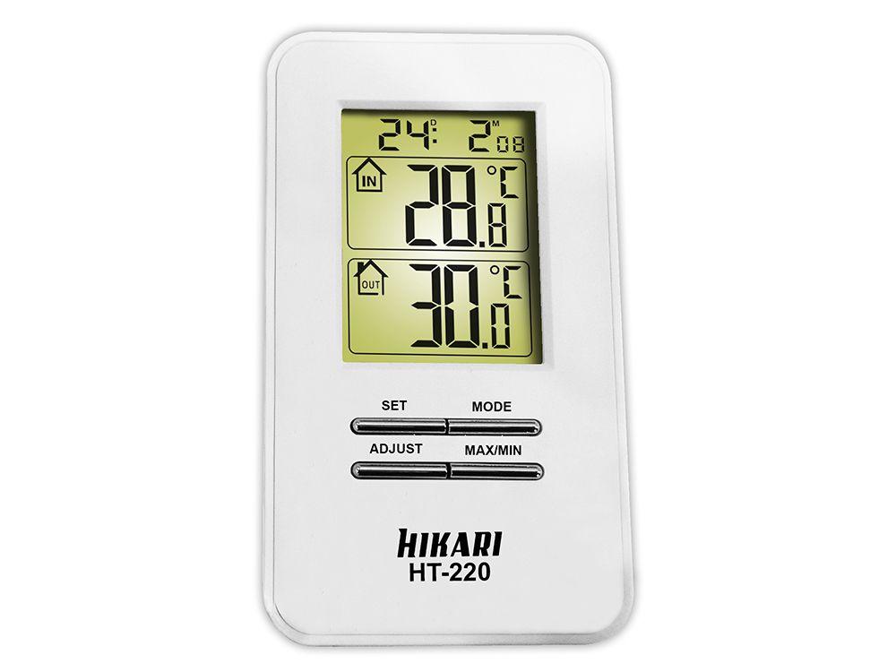 Termômetro Digital Hikari HT-220  - MRE Ferramentas