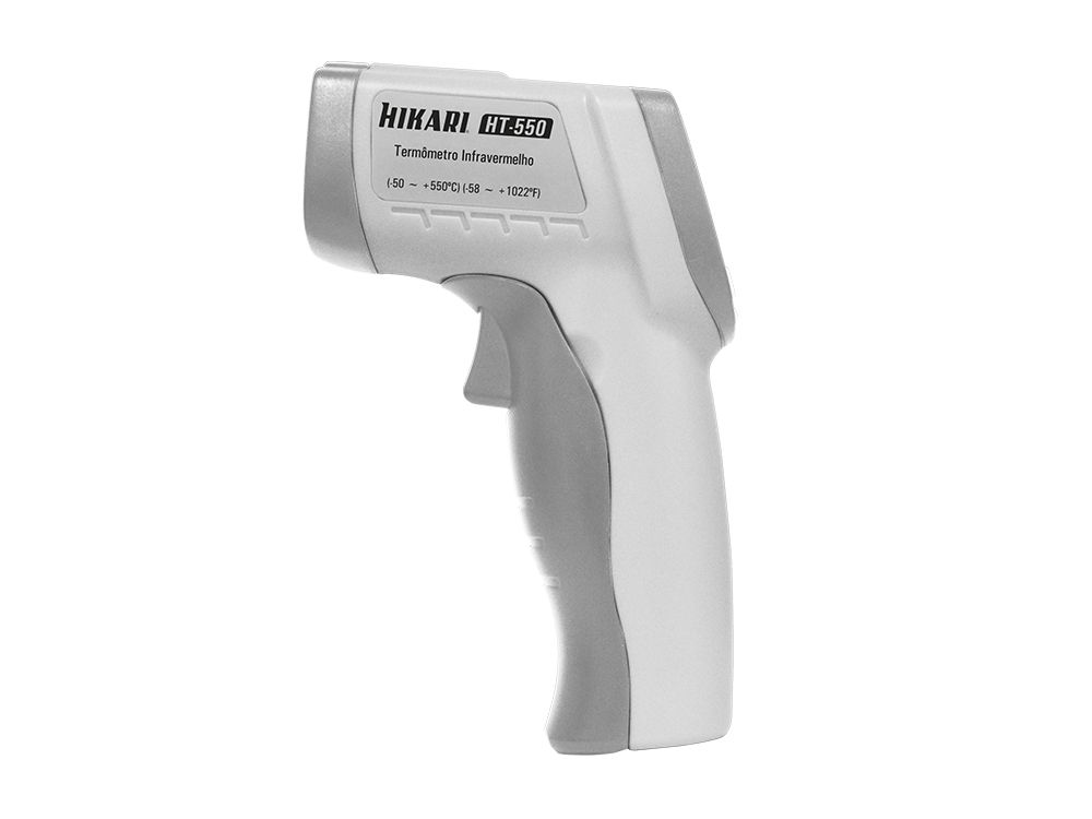 Termômetro Digital -50~550ºC Hikari HT-550  - MRE Ferramentas