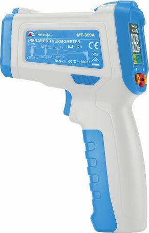 Termômetro Digital Minipa MT-350A  - MRE Ferramentas