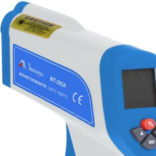 Termômetro Digital -50~1650°C Minipa MT-395A  - MRE Ferramentas