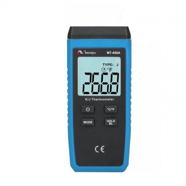 Termômetro Digital Minipa MT-450A  - MRE Ferramentas