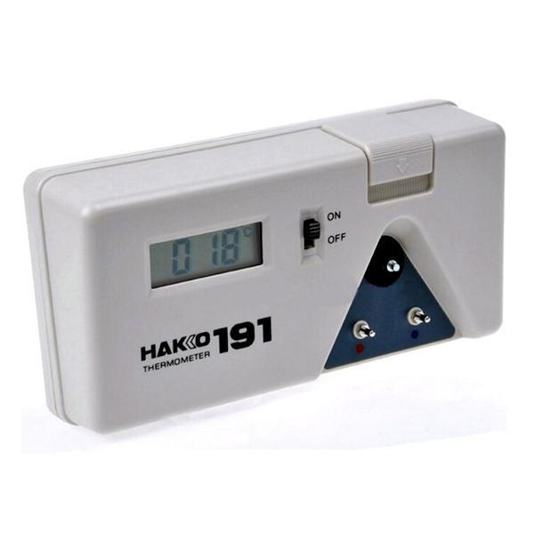 Termômetro para Calibração Hakko 191  - MRE Ferramentas