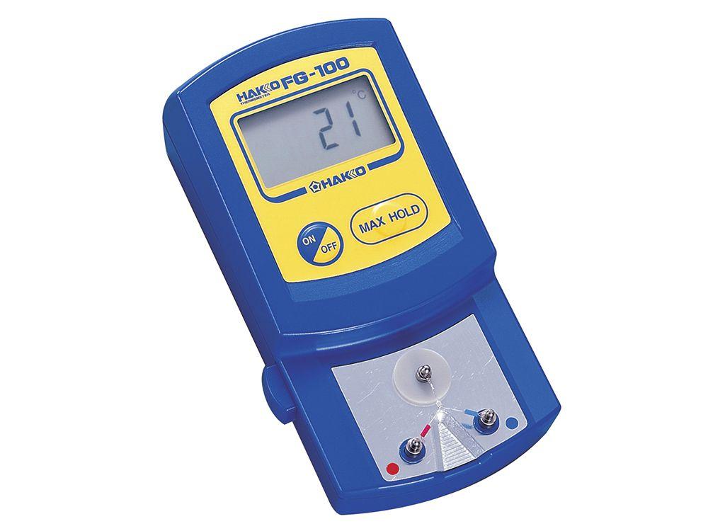 Termômetro para Calibração Hakko FG-100  - MRE Ferramentas