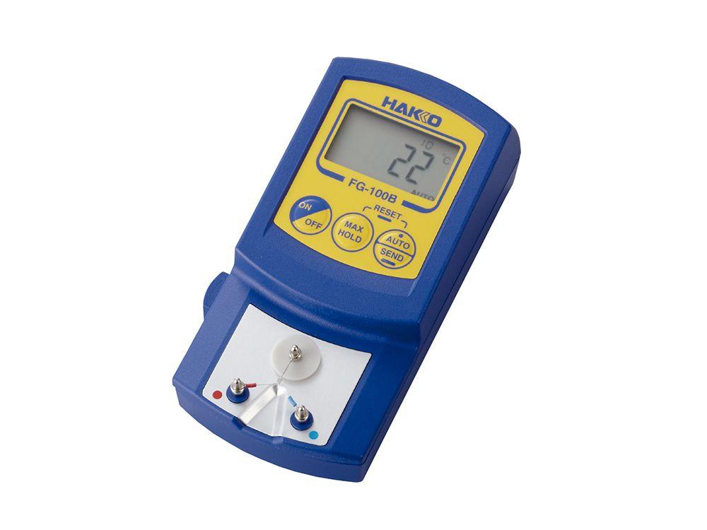 Termômetro para Calibração Hakko FG-100B  - MRE Ferramentas