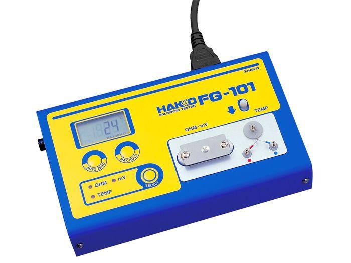 Termômetro para Calibração Hakko FG-101  - MRE Ferramentas