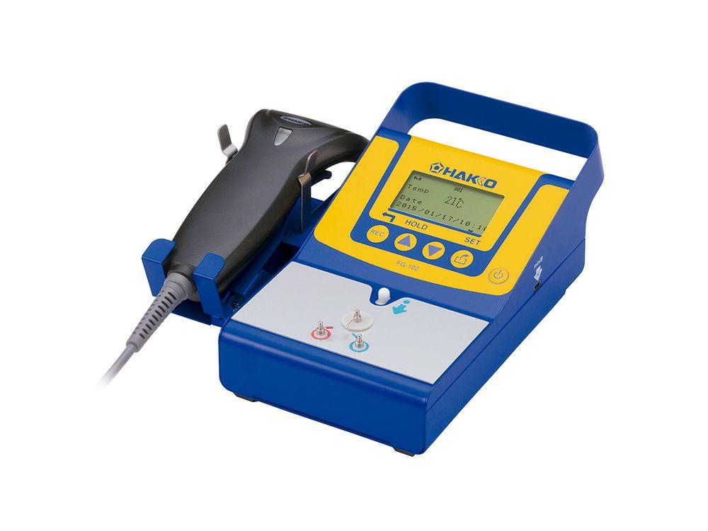 Termômetro para Calibração Hakko FG-102  - MRE Ferramentas