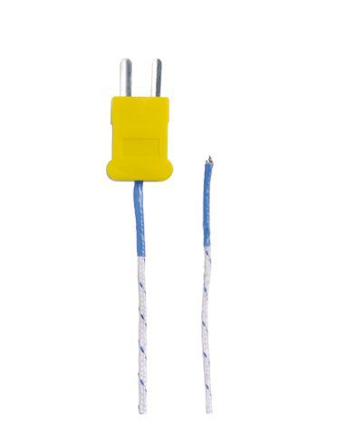 Termopar Tipo K (-40ºC ~ 204ºC) Minipa MTK-01  - MRE Ferramentas