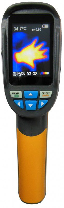 Câmera Térmica Termovisor Icel TV-6060  - MRE Ferramentas