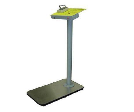 Testador de Pulseira e Calcanheira com Pedestal  - MRE Ferramentas