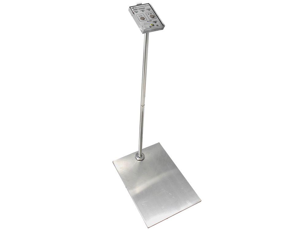 Testador de Pulseira e Calcanheira com Pedestal Hikari  - MRE Ferramentas