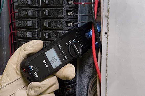 Testador de Tensão Continuidade e Corrente Flir VT8-600  - MRE Ferramentas