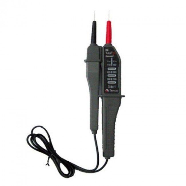 Testador de Tensão Minipa EZ Test II  - MRE Ferramentas