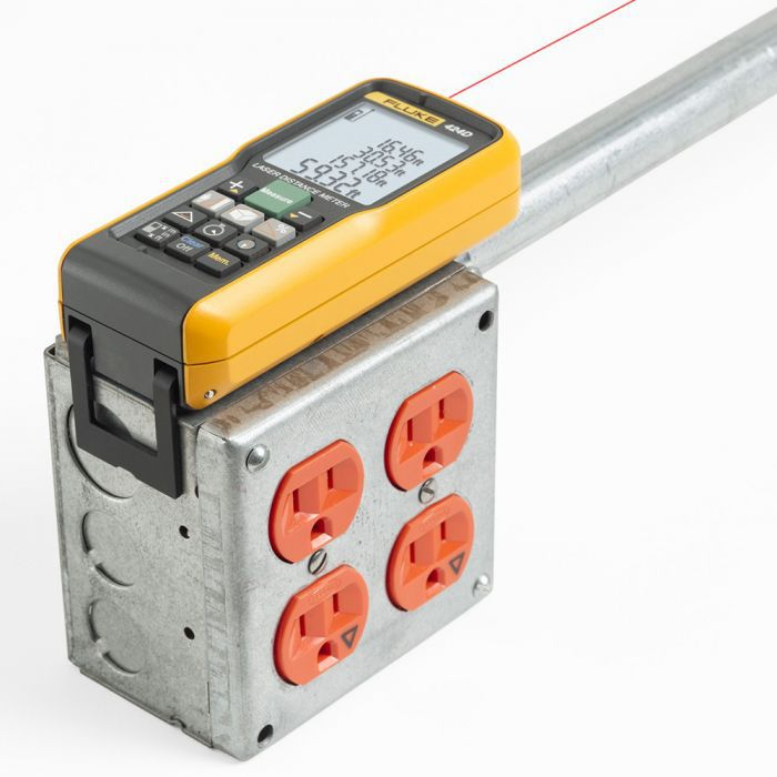 Trena a Laser 100m Fluke 424D  - MRE Ferramentas