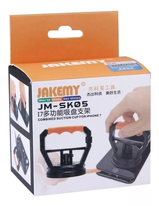 Ventosa Remoção Tela Display LCD Jakemy JM-SK05  - MRE Ferramentas