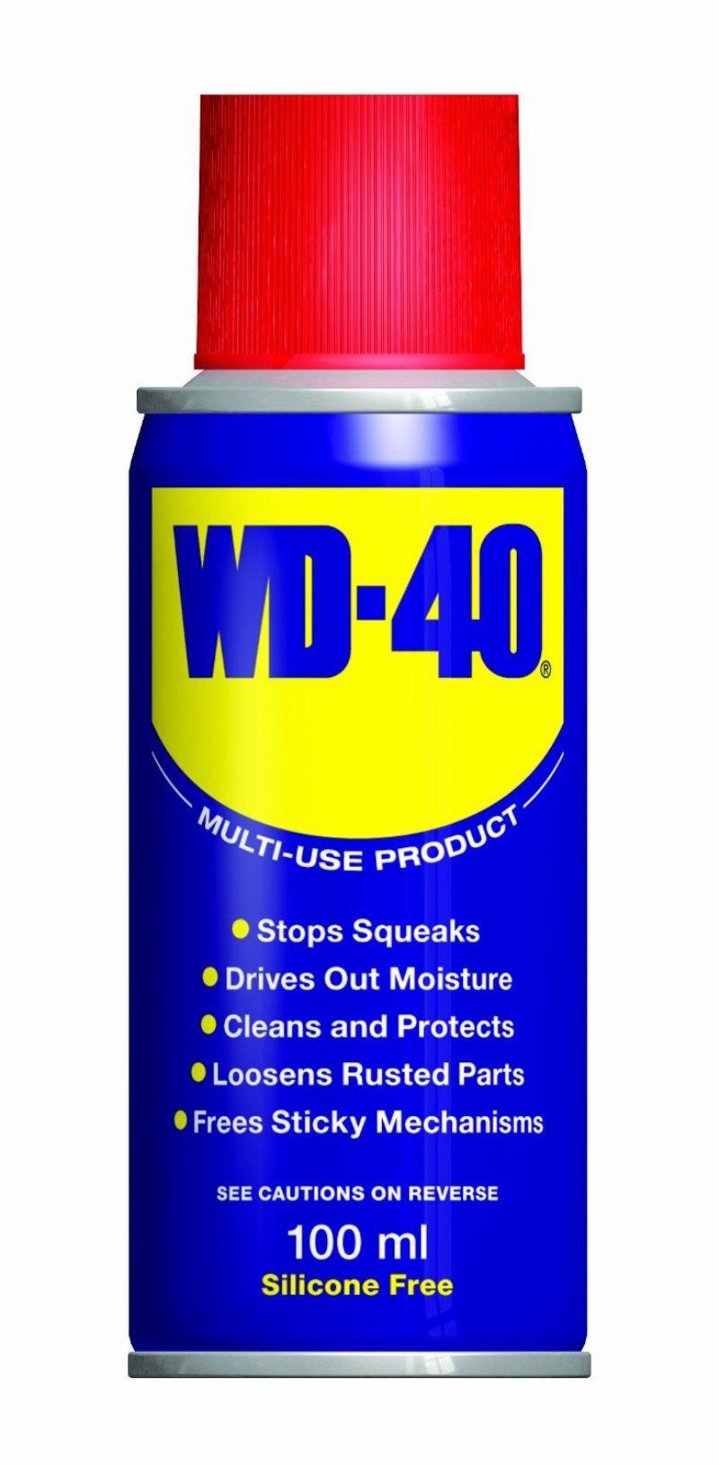 WD-40 Aerossol 100ml  - MRE Ferramentas