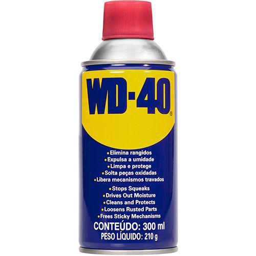 WD-40 Aerossol 300ml  - MRE Ferramentas