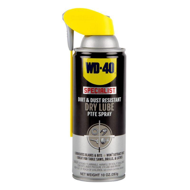 WD-40 Lubricante à Seco SPECIALIST DRY LUBE 330ml (Aerossol)  - MRE Ferramentas