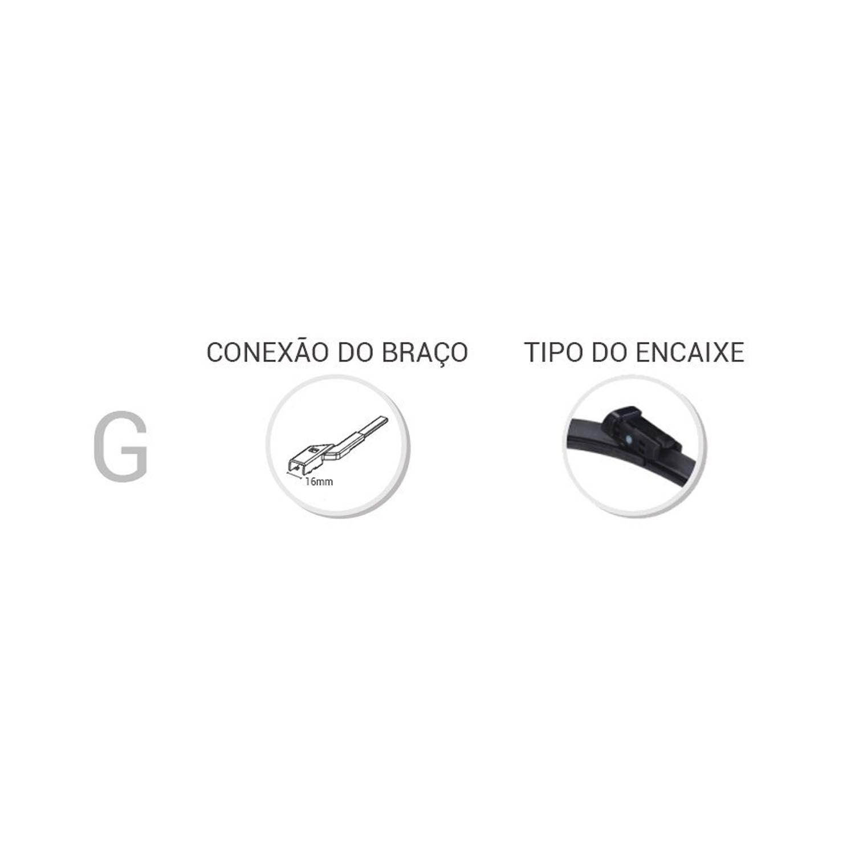 Jogo de Palheta Dianteira Audi Q5 - 2011 a 2015