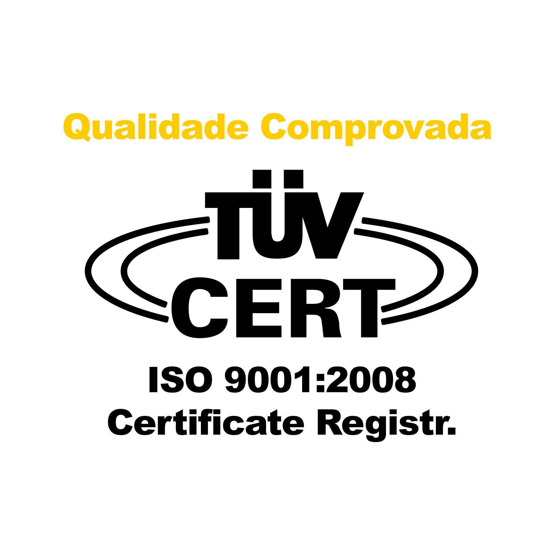 Jogo de  Palheta Dianteira Volvo S60 - 2010 a 2015