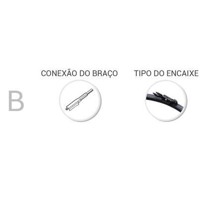 Palhetas do Limpador Dianteiro BMW Série 1 - 2008 a 2015