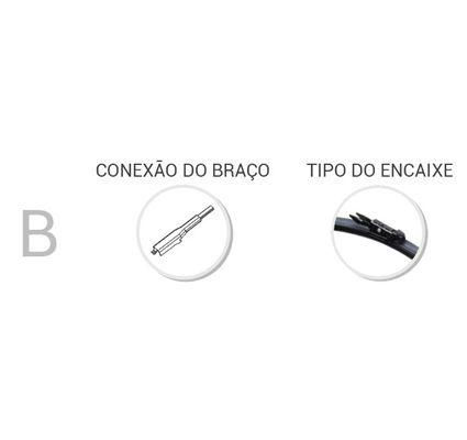 Palhetas do Limpador Dianteiro BMW Série 3 - 2008 a 2015