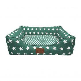 Cama Fábrica Pet Star - Verde