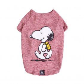 Camiseta de Inverno Zooz Pets Snoopy Back Pack Hike