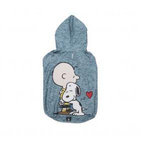 Moletom Zooz Pets Charlie Snoopy Hug Jade