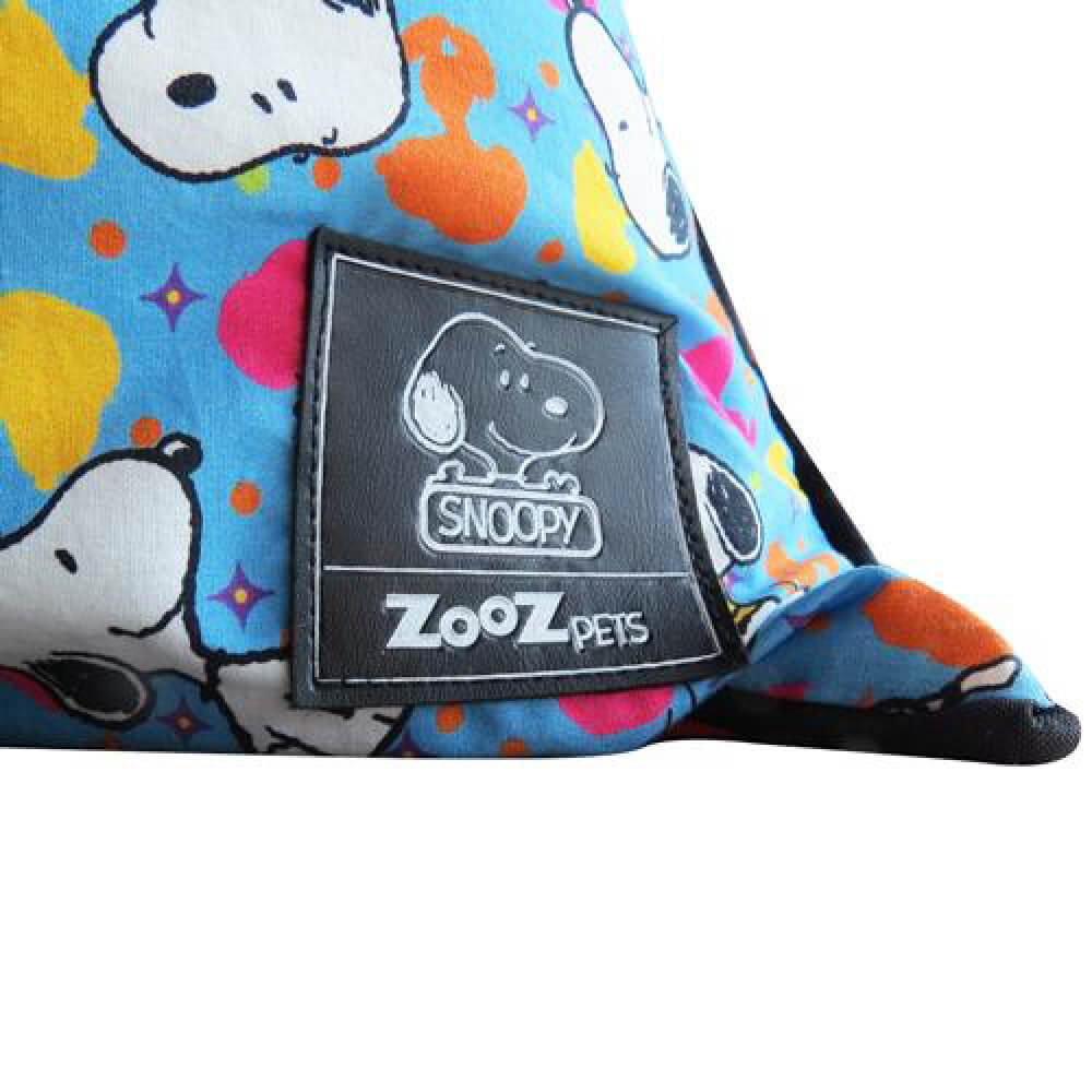 Almofadão Zooz Pets Snoopy Unix  - Focinharia