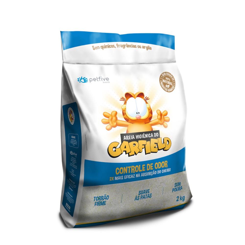 Areia Higiênica Clássica Garfield  - Focinharia