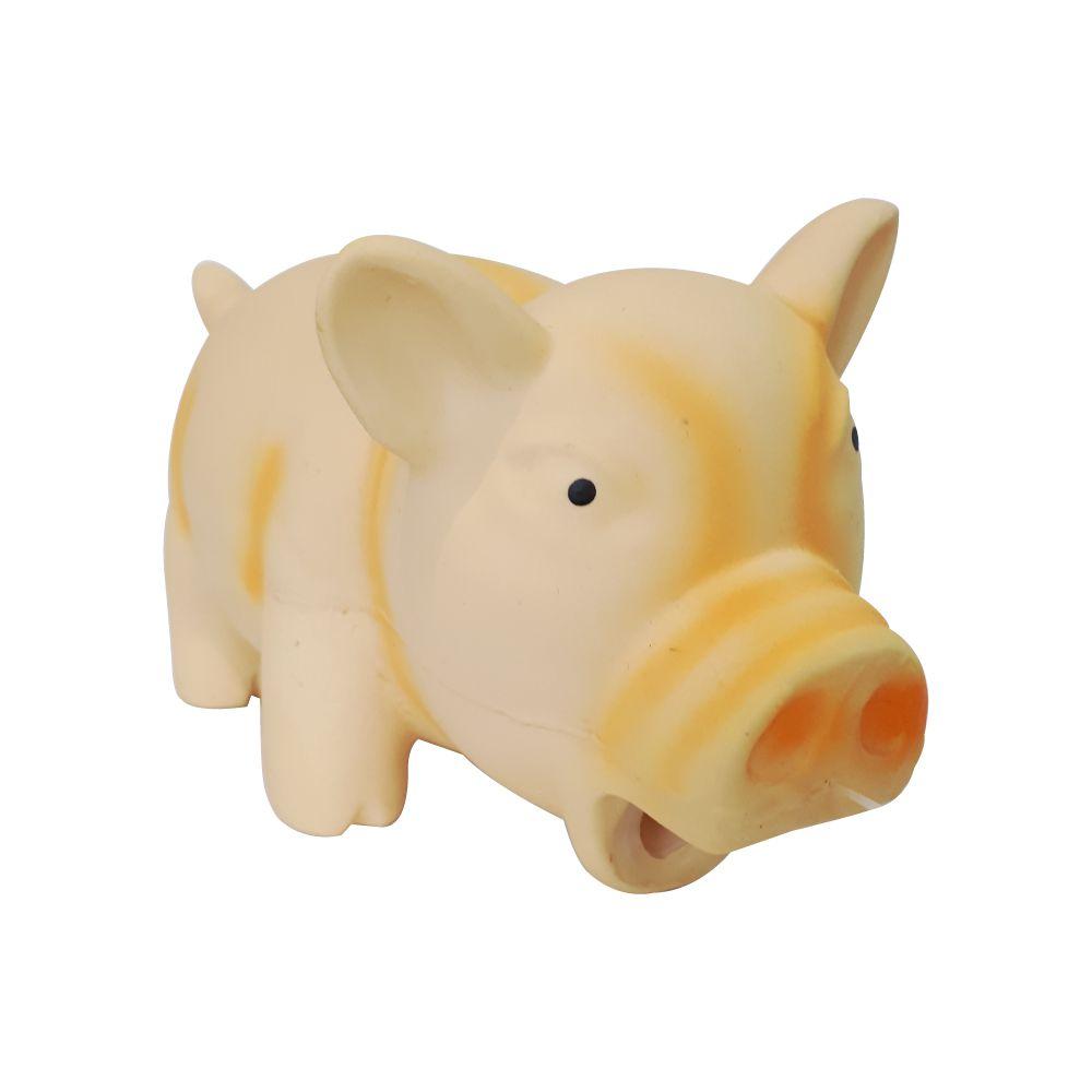 Brinquedo de Látex Chalesco Porco Roncador  - Focinharia
