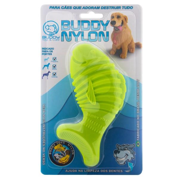 Brinquedo Buddy Toys Peixe Buddy Nylon  - Focinharia