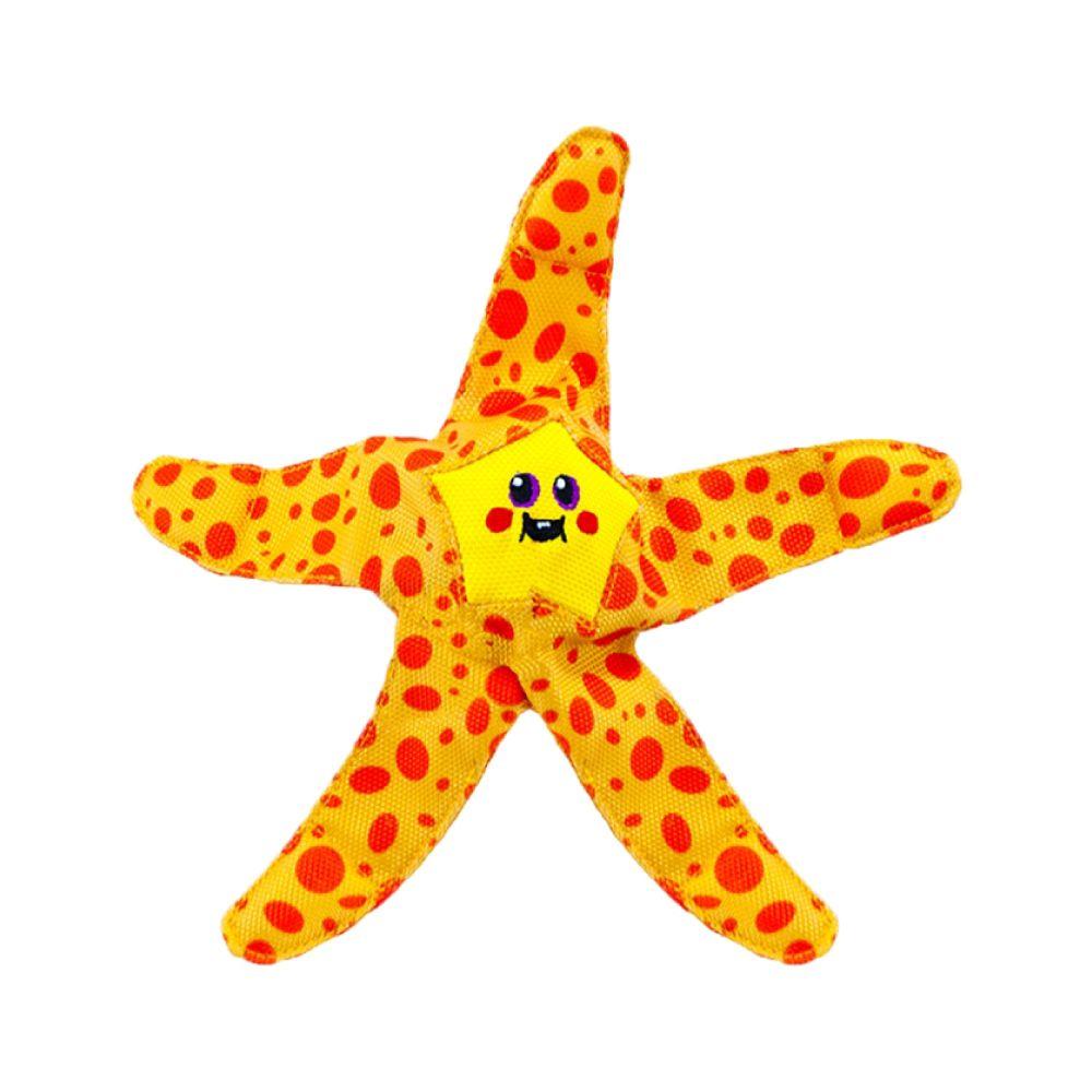 Brinquedo Outward Hound Floatiez Estrela do Mar  - Focinharia