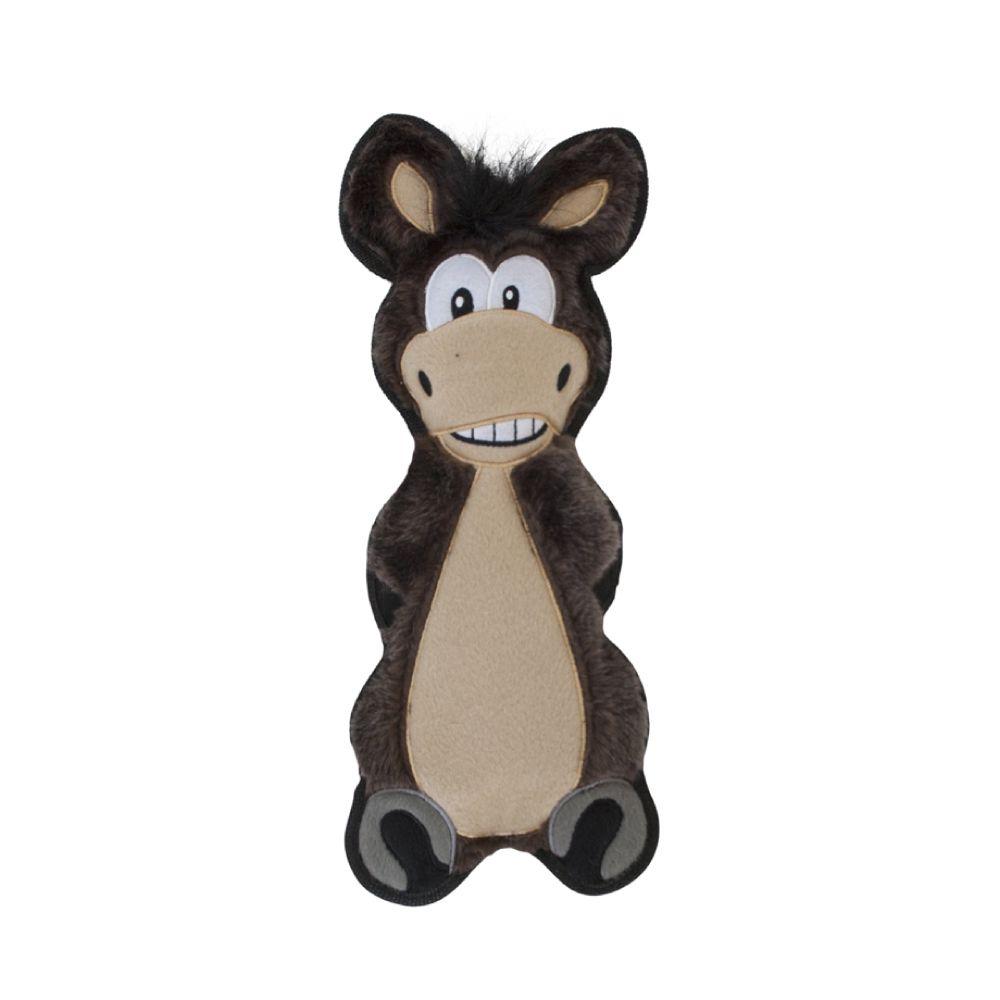 Brinquedo Outward Hound Floppyz Burrico com Som Real  - Focinharia