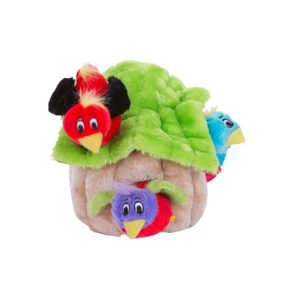 Brinquedo Outward Hound Hide-a-Bird Casa de Passarinho  - Focinharia