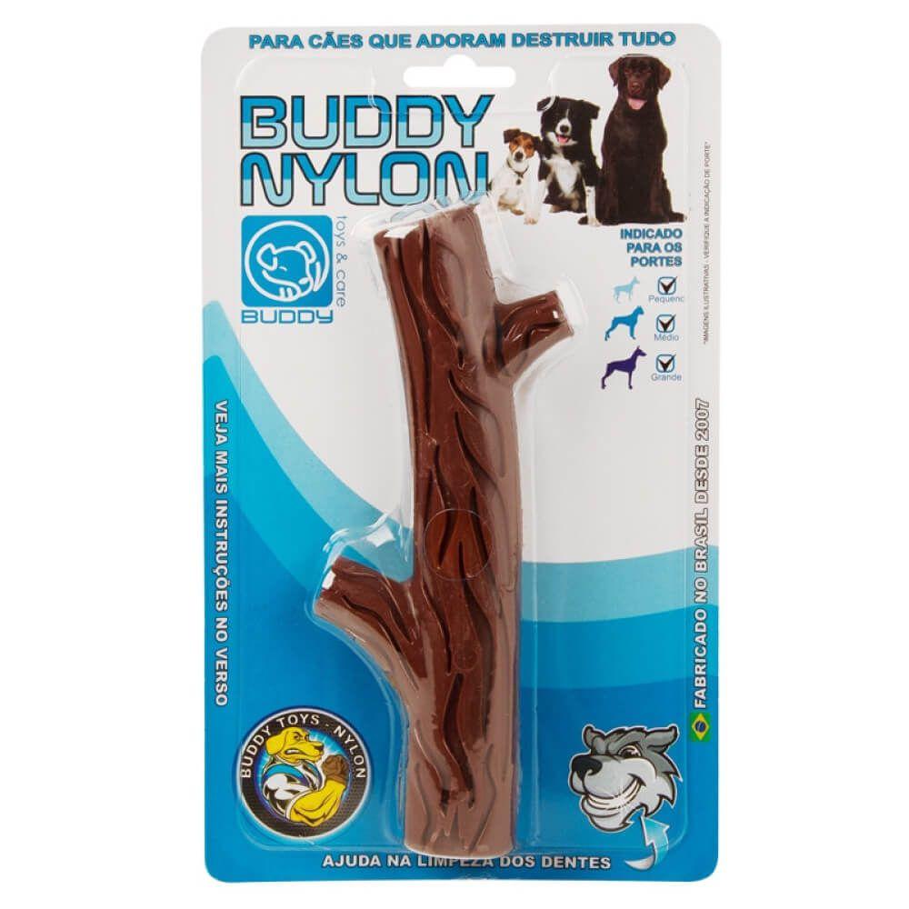 Brinquedo Buddy Toys Graveto Buddy Nylon  - Focinharia
