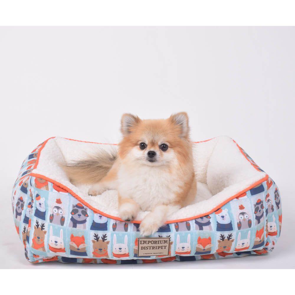 Cama para Cachorro Emporium Distripet Neve  - Focinharia